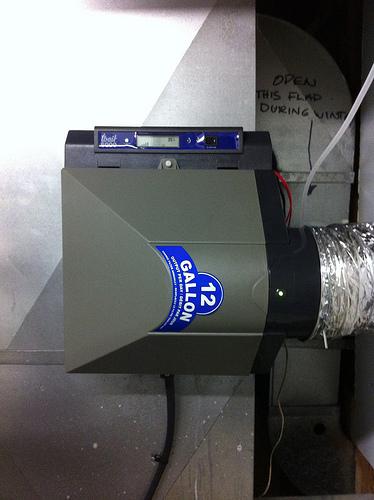 Radiateur schema chauffage: Furnace humidifiers