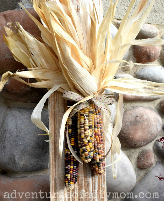 Indian Corn Decoration