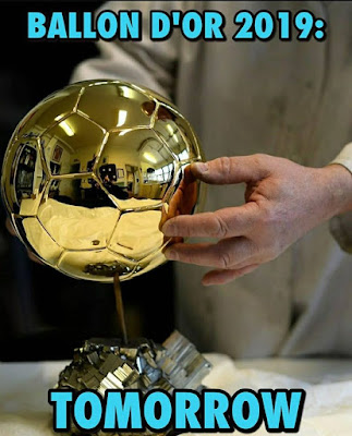 Are you ready For Tomorrow? #Ballon #D'OR #2019... Guess Who is The winner? #Messi, #Ronaldo, Neymar, #Modric Or Any Other?????