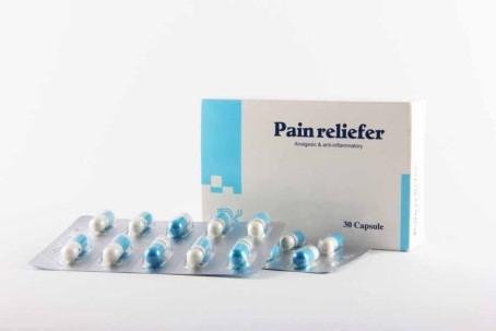 سعر ودواعي استعمال كبسولات بين ريليفر Pain Reliefer للأعصاب