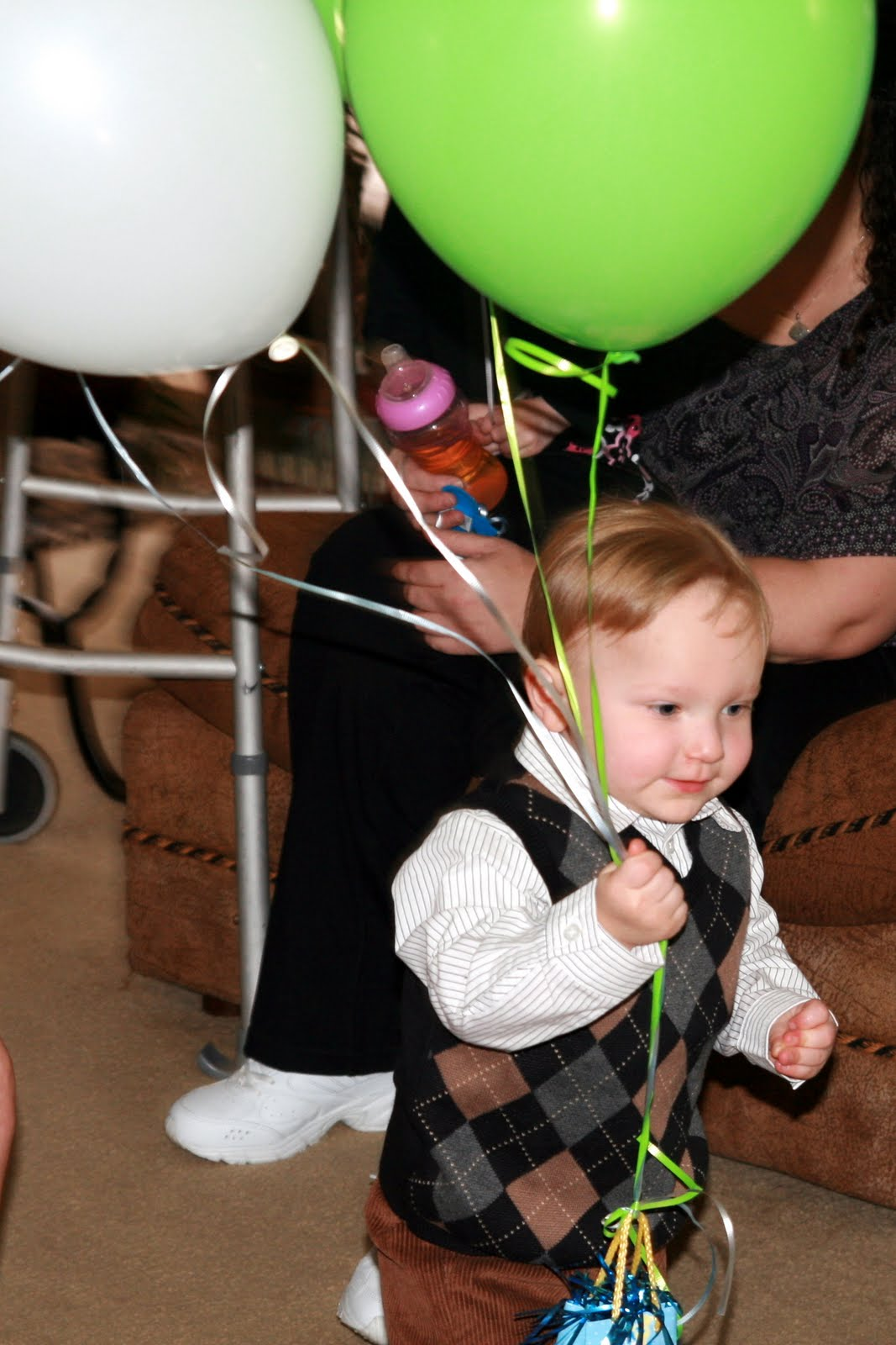 The Smith Family Carson Wades Baby Shower