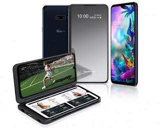 LG G8X ThinQ menghadirkan kamera selfie 32MP, diperbarui DualScreen