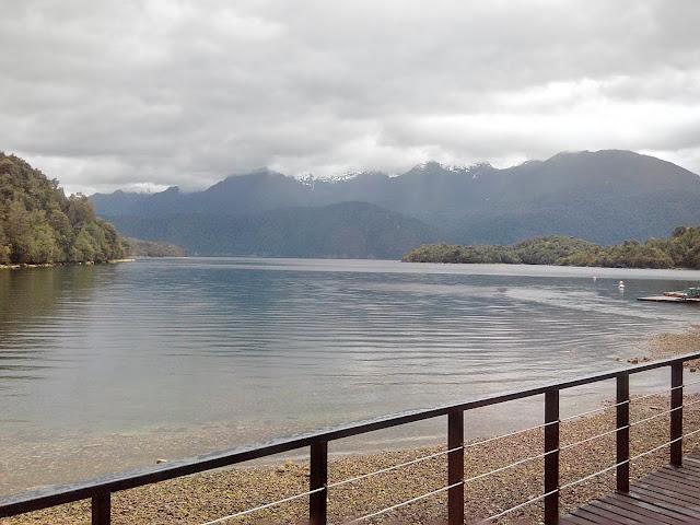 Fiordo Puyuhuapi, Chile