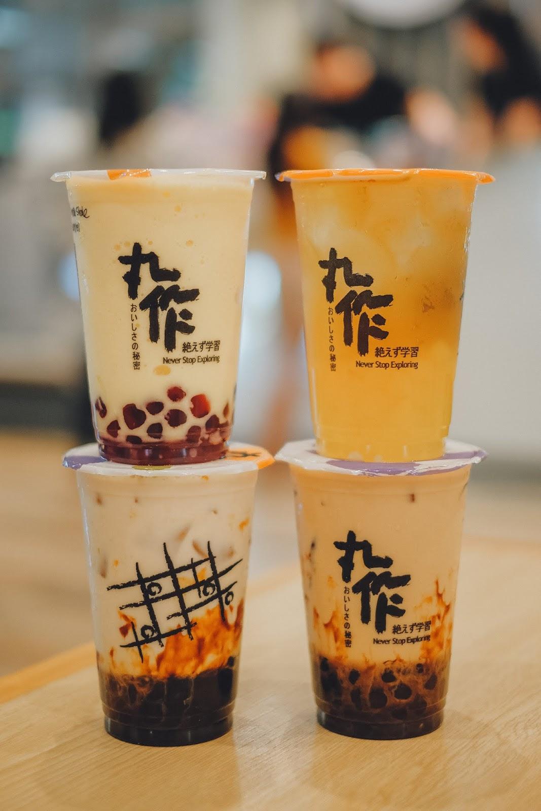ONEZO: BEST BROWN SUGAR MILK DRINK IN JAKARTA? - eatandtreats