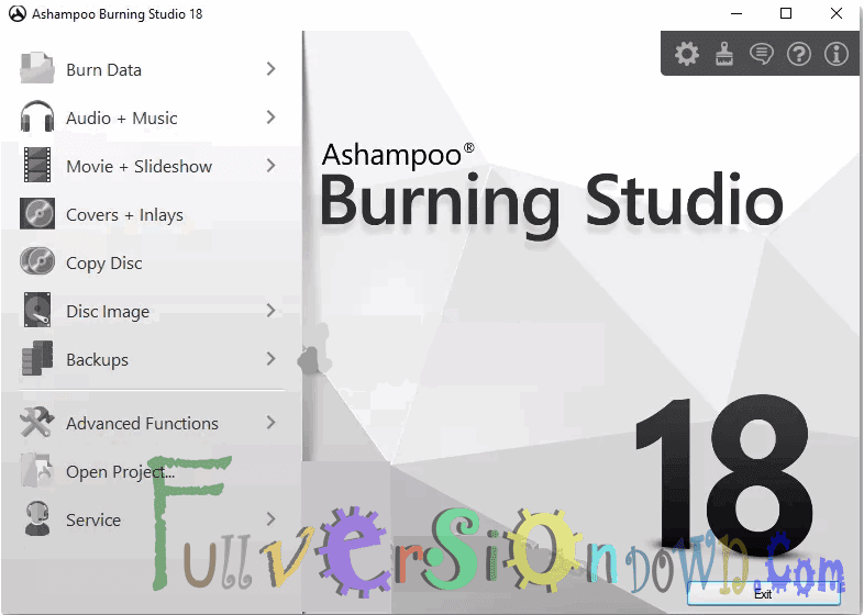 Ashampoo Burning Studio Final Full