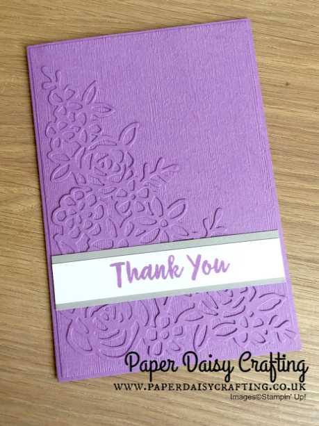 Nigezza Creates Stampin Up Springtime impressions