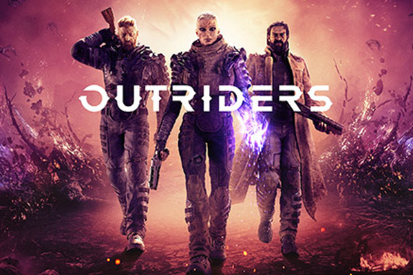 Game Shooter PRG Outriders  Rilis Versi PC