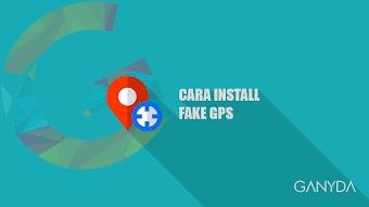 Cara Install Fake GPS Tanpa Root Untuk Ojek Online Ternyata Sangat Mudah