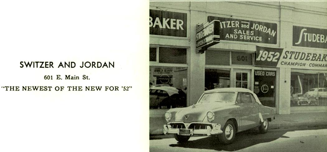 Annualmobiles: Switzer and Jordan Studebaker