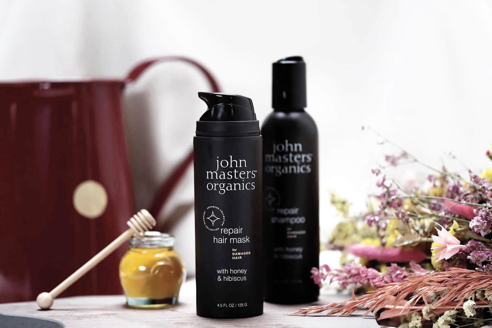 John Masters Organics Repair Masque Avis