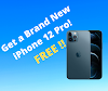 Complete Survey and Get a Brand New iPhone 12 Pro For Free