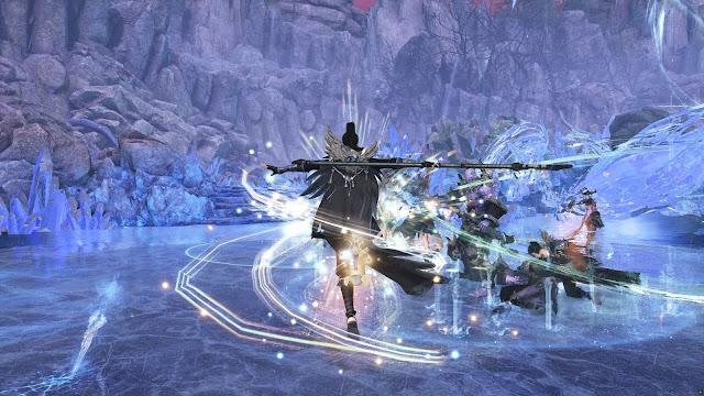swords of legends gameplay