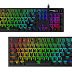HyperX - Voici la marque Aqua Switch, un clavier de jeu mécanique en alliage d'origine