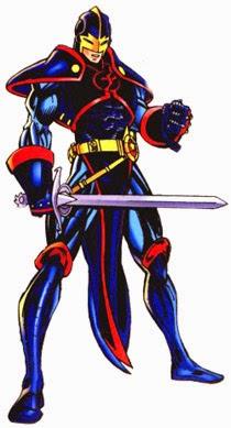 Universo Hq Cavaleiro Negro Ou Dane Whitman Marvel Comics