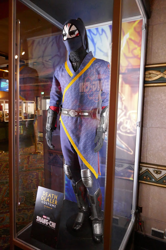 Shang-Chi and the Legend of the Ten Rings Death Dealer film costume