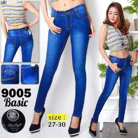 Celana Jeans Wanita Premium