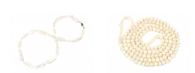 Klasyka piękna - naszyjniki z pereł