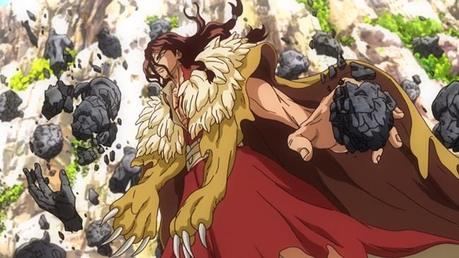 ชิชิโอะ สึคาสะ (Shishio Tsukasa: 獅子王司