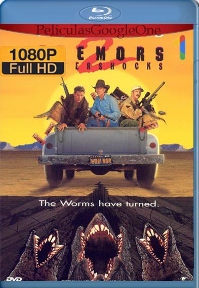 Terror bajo la tierra 2: La respuesta [1996] [1080p BRrip] [Latino-Inglés] – StationTv