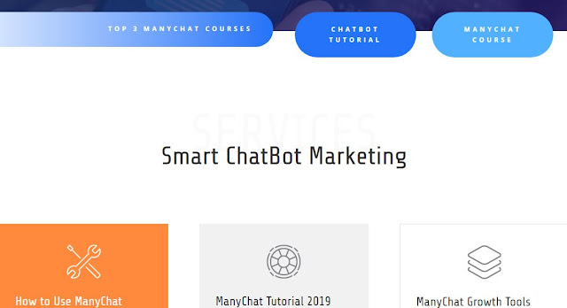 smart facebook messenger chatbot marketing chat bot messages