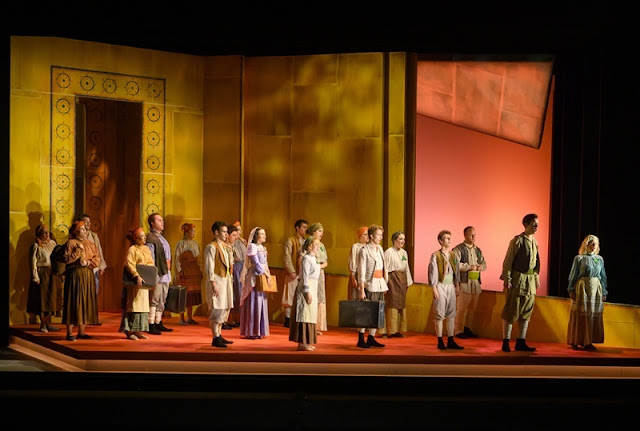 Mozart: Idomeneo - English Touring Opera (Photo Richard Hubert Smith)