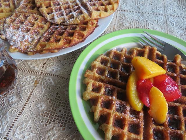 Highland Waffles