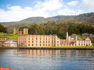 Cover Photo: Port Arthur