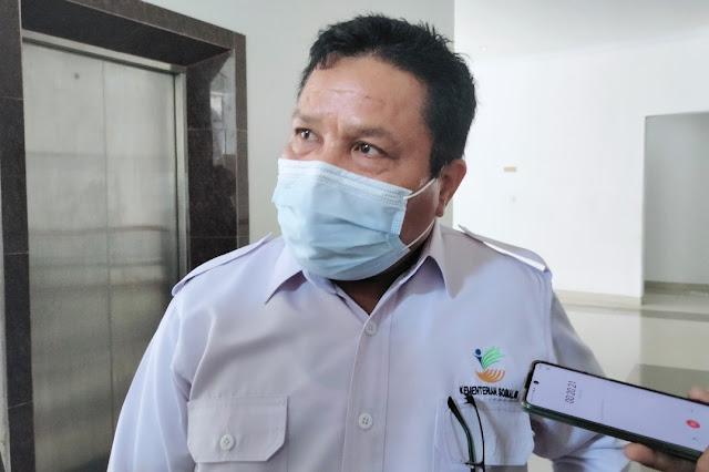 Mensos ditangkap KPK, Dinsos Lotim pastikan program tidak terhambat