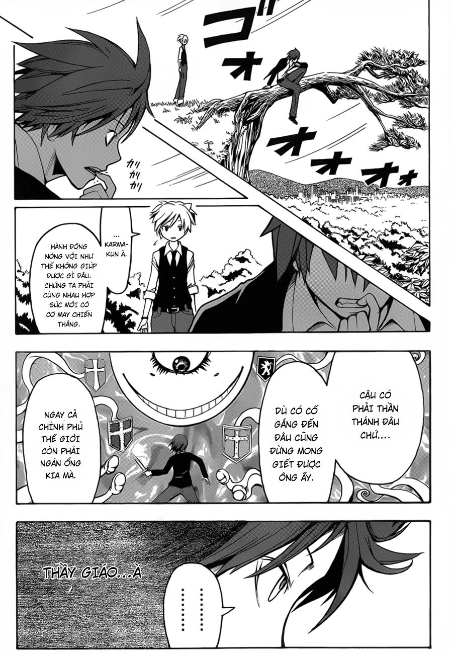 Ansatsu Kyoushitsu chap 6 trang 8
