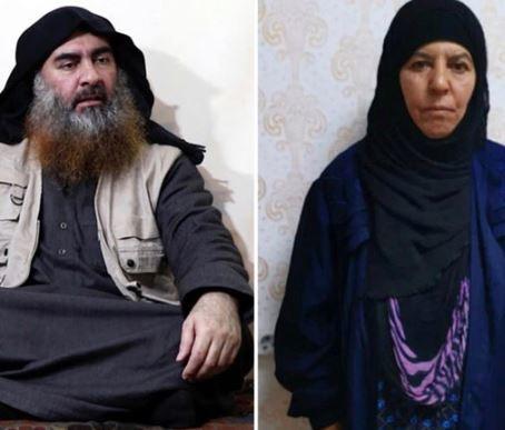 Al-Baghadadi: Sister of slain ISIS leader captured in Turkey