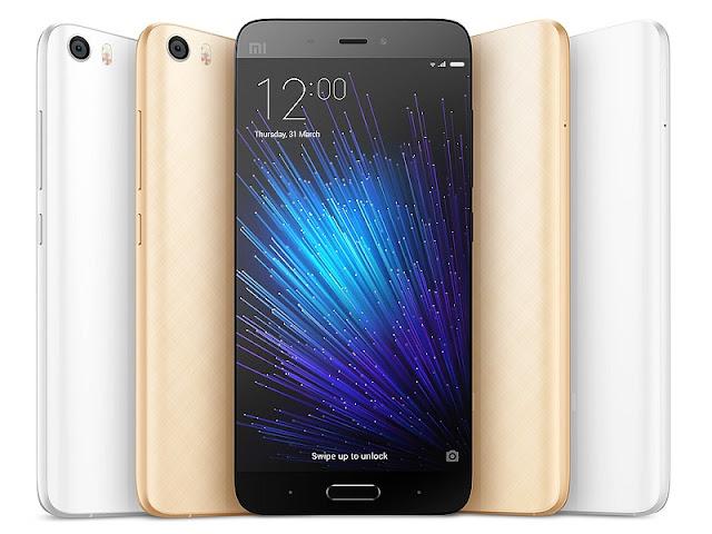 Xiaomi Mi5 Pilihan Untuk Telefon Bimbit Kedua