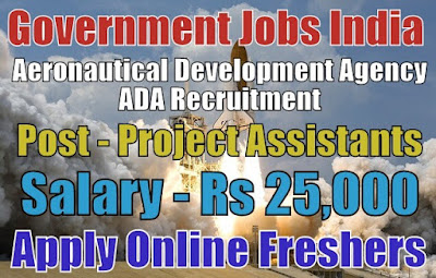 ADA Recruitment 2019
