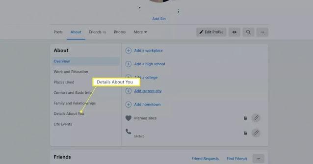 كيف اغير اسمي في الفيس بوك عن طريق الجوال