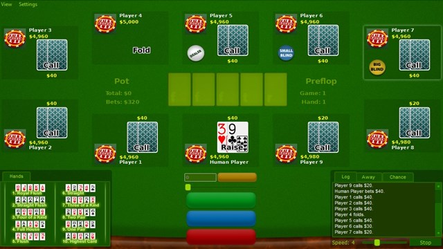 Download Texas Holdem Poker PC Games Gameplay