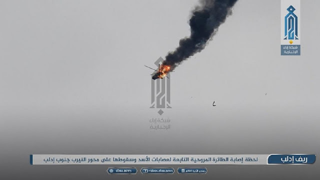 Presiden Turki Erdogan Ngamuk! Balas Terbunuhnya Tentara Turki, Pesawat Rezim Assad Ditembak Jatuh
