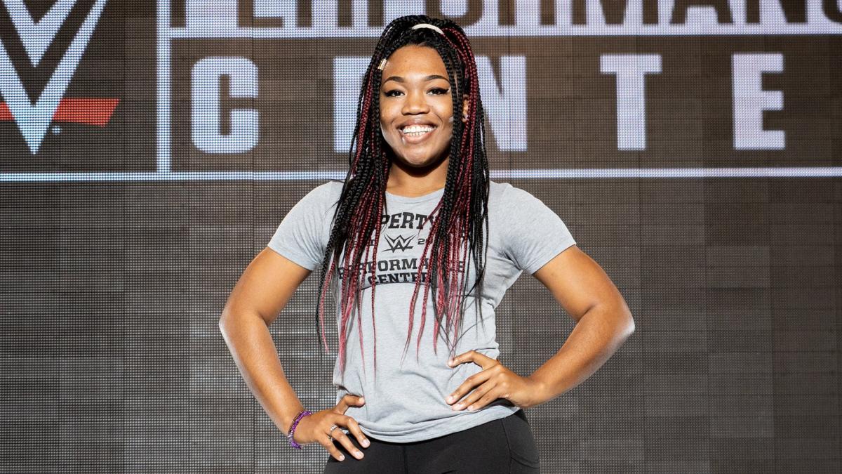 Aja Smith pode subir para o main roster da WWE em breve