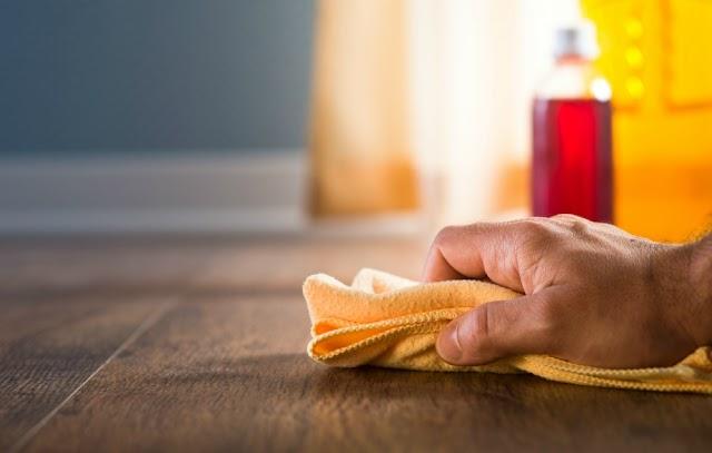 Τρία συνηθισμένα tips καθαριότητας που μπορούν να αποδειχθούν καταστροφικά