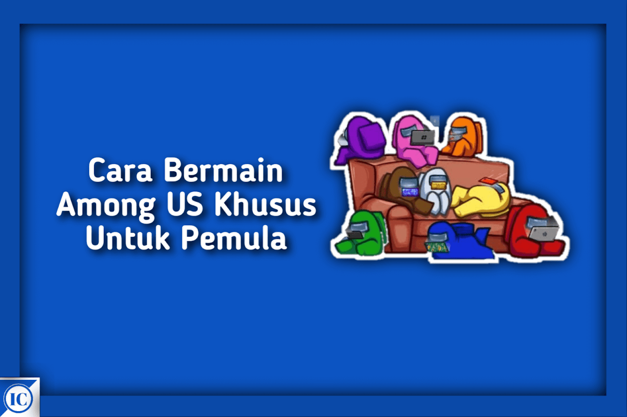 cara bermain game among us