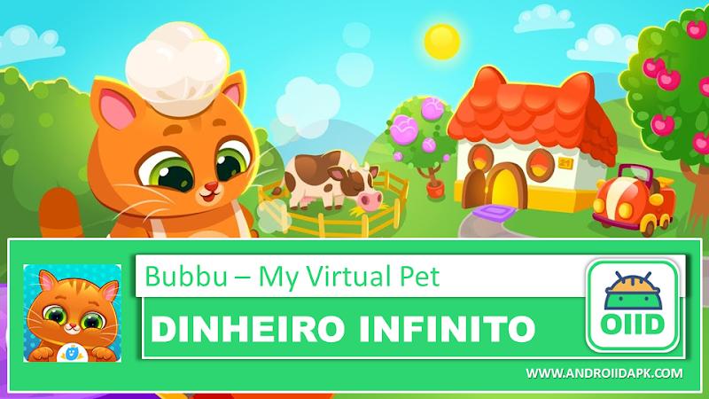 Bubbu – My Virtual Pet  v1.65  – APK MOD HACK – Dinheiro Infinito