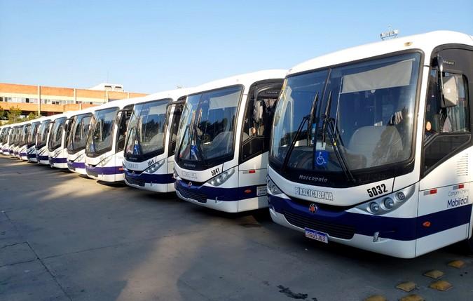 Grupo Comporte investe em 70 ônibus Mercedes-Benz para fretamento