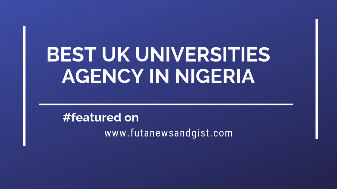 best UK university agency