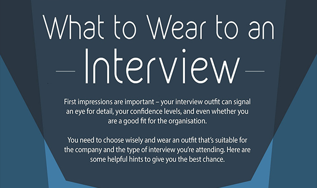 What to Wear for Different Job Interviews