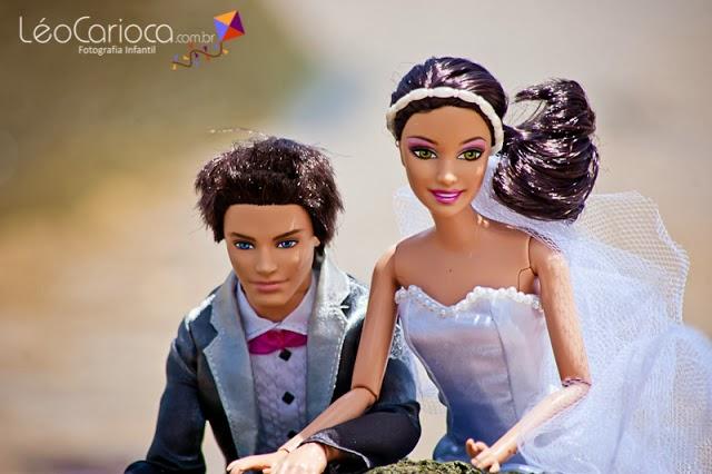 Barbie e Ken na Praia da Pipa