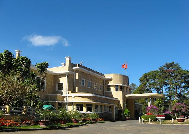 Bao Dai Palace opened to visitors
