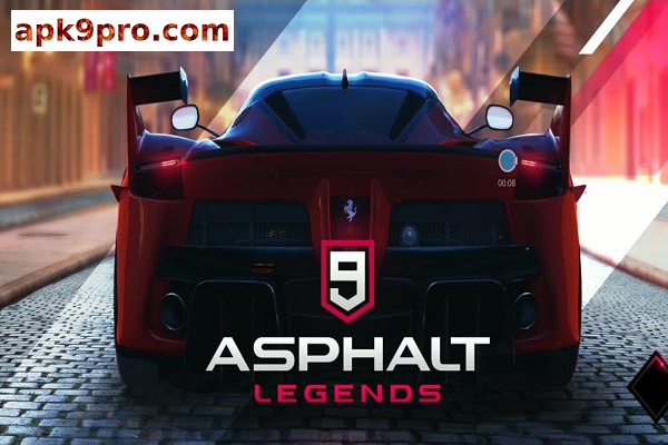 Asphalt 9: Legends 2.0.4a Full Apk + Mod Easy Win/Speed Hack + Data (File size 1.79 GB) for android