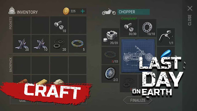 Last Day on Earth Survival MOD APK Terbaru