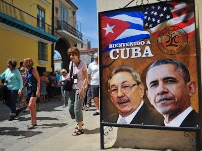 Visita de Obama evidencia contradições de Cuba