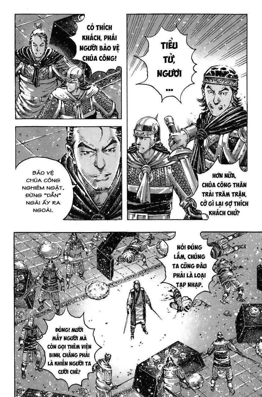 Hỏa phụng liêu nguyên Chương 445: Nam phương tân binh [Remake] trang 12