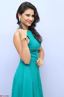 Priya Singh in a sleeveless Green Gown at Manasainodu music launch 011.08.2017 ~ Exclusive Celebrity Galleries 049.JPG