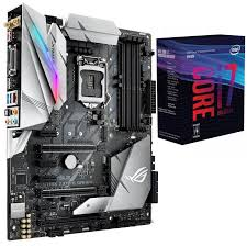ASUS ROG STRIX Z370 E-GAMING Driver Download